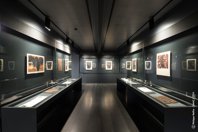 musee soulages rodez permanent marion rivolier. Black Bedroom Furniture Sets. Home Design Ideas